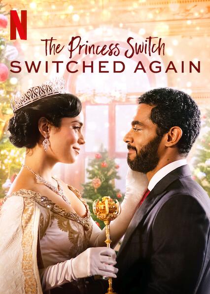 The Princess Switch: basculé à nouveau sur Netflix USA