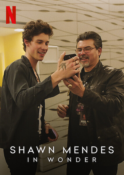 Shawn Mendes: In Wonder on Netflix USA