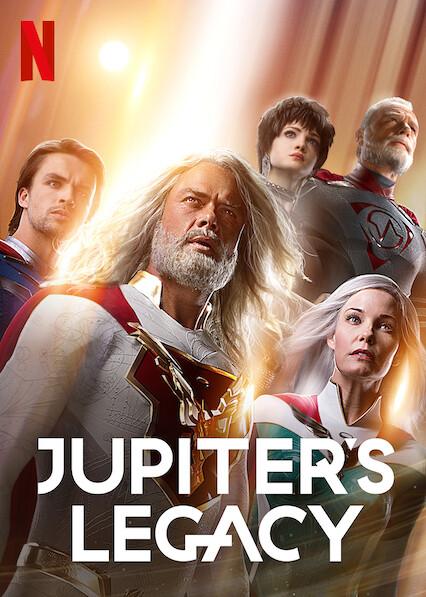 Jupiter's Legacy on Netflix USA