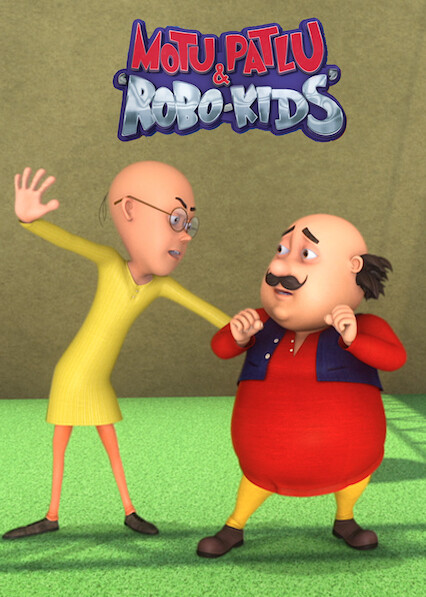 Motu Patlu VS Robo Kids