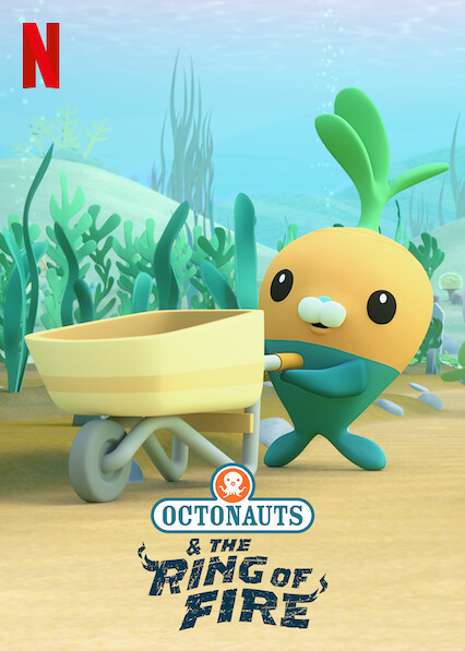 Octonauts & the Ring of Fire on Netflix USA