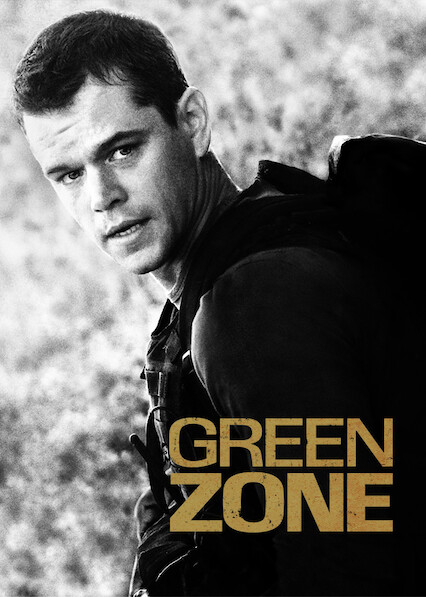 Green Zone on Netflix USA