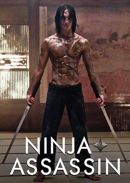 ninja Assassin Everything Coming To Netflix In June 2021