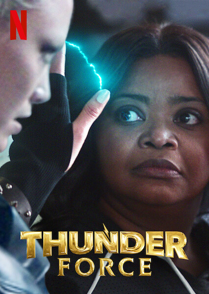 Thunder Force on Netflix USA