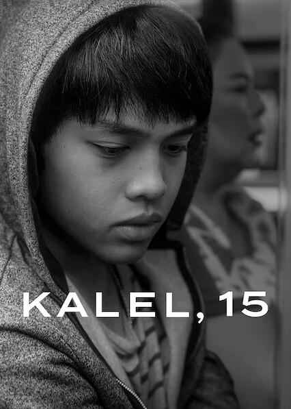 Kalel, 15 ans sur Netflix USA