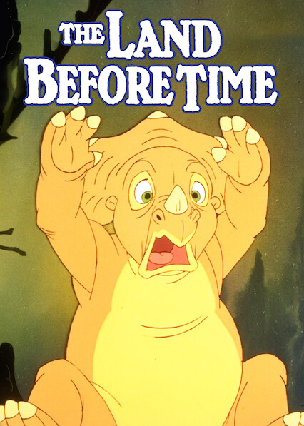 The Land Before Time on Netflix USA