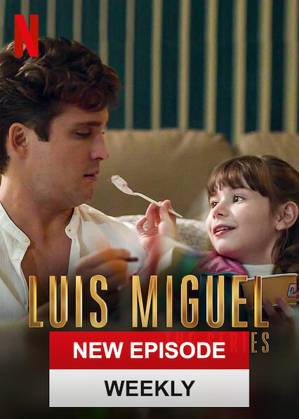 Luis Miguel - The Series on Netflix USA