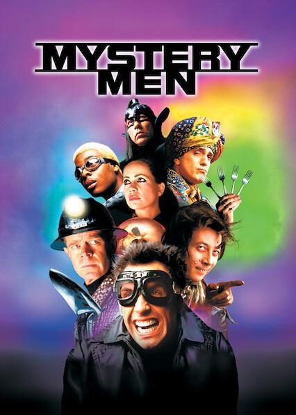 Mystery Men on Netflix USA