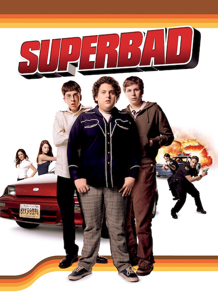 Superbad sur Netflix USA