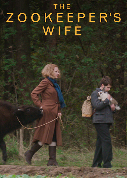 The Zookeeper's Wife on Netflix USA