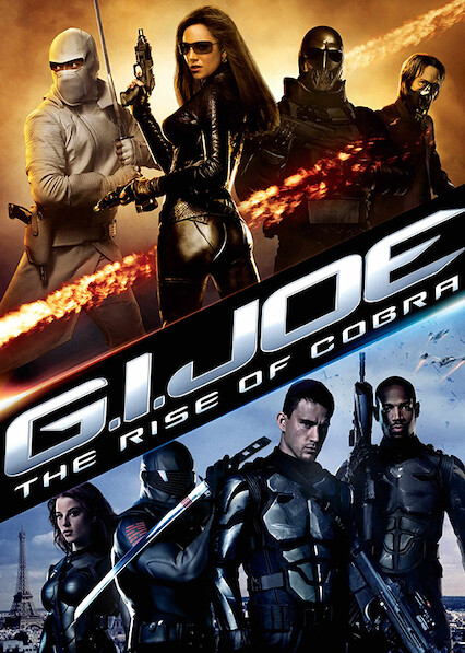G.I. Joe: The Rise of Cobra on Netflix USA