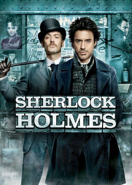 Sherlock Holmes on Netflix USA