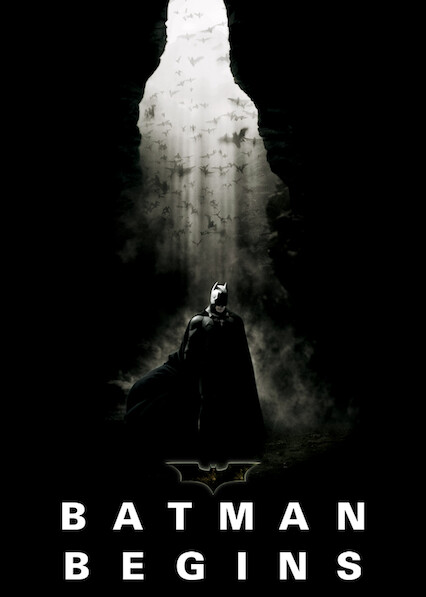 Batman Begins on Netflix USA