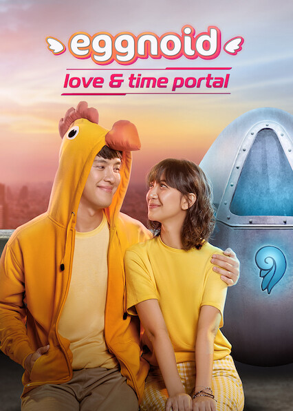 Eggnoid: Love & Time Portal