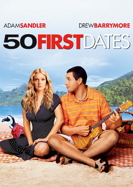 50 First Dates on Netflix USA